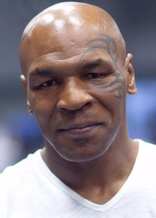 Picture of quotation author Mike Tyson