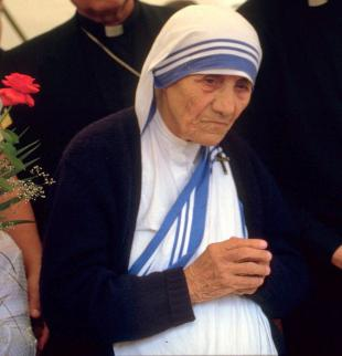 Picture of quotation author Mother Teresa