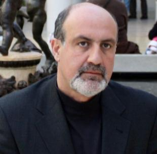 Picture of quotation author Nassim Nicholas Taleb