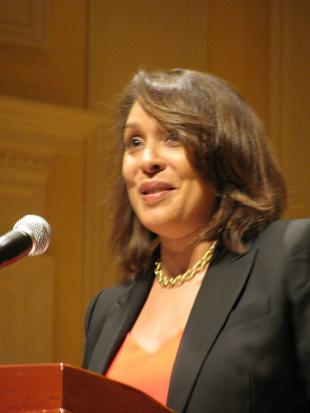 Picture of quotation author Natasha Trethewey