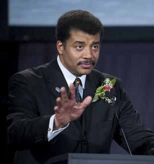 Picture of quotation author Neil deGrasse Tyson