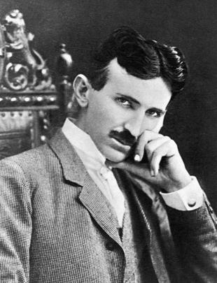Picture of quotation author Nikola Tesla