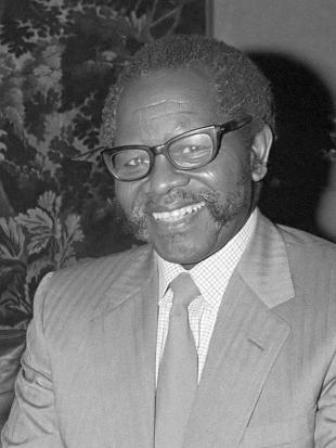 Picture of quotation author Oliver Tambo