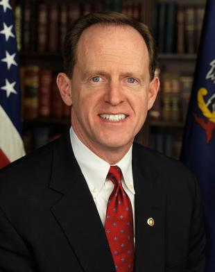 Picture of quotation author Pat Toomey