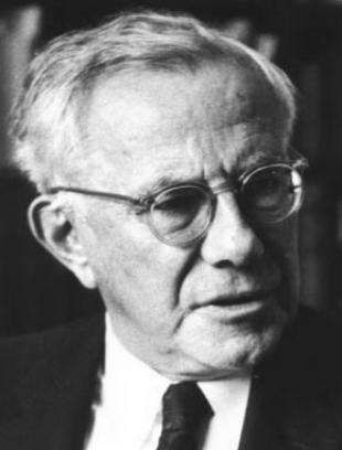 Picture of quotation author Paul Tillich
