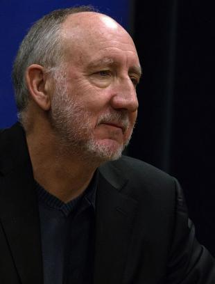 Picture of quotation author Pete Townshend