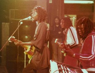Picture of quotation author Peter Tosh