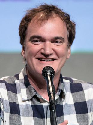 Picture of quotation author Quentin Tarantino