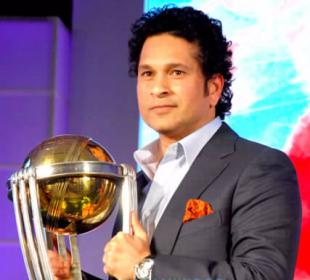 Picture of quotation author Sachin Tendulkar