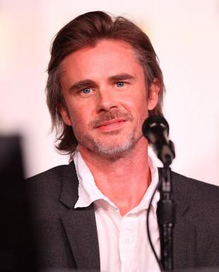 Picture of quotation author Sam Trammell