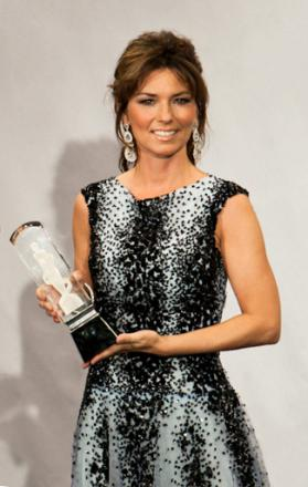 Picture of quotation author Shania Twain