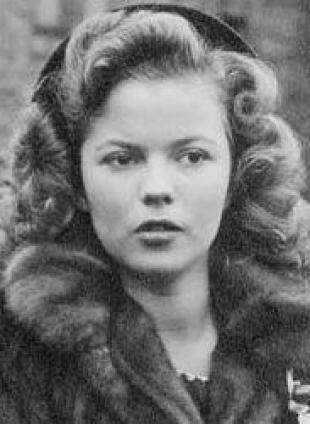 Picture of quotation author Shirley Temple