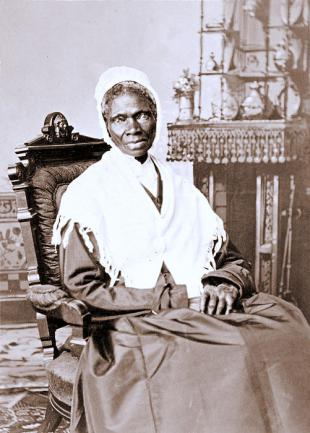 Picture of quotation author Sojourner Truth
