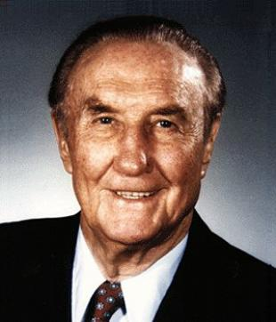 Picture of quotation author Strom Thurmond