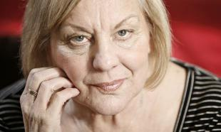 Picture of quotation author Sue Townsend