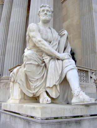 Picture of quotation author Tacitus