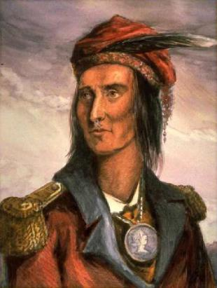 Picture of quotation author Tecumseh