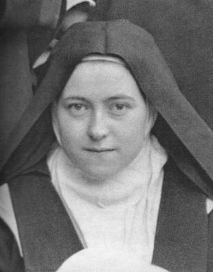 Picture of quotation author Therese of Lisieux