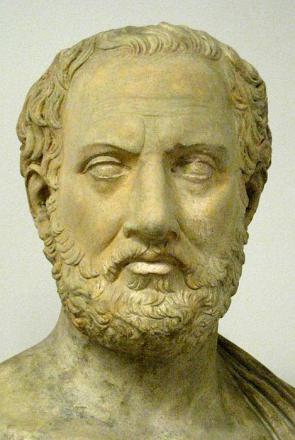 Picture of quotation author Thucydides