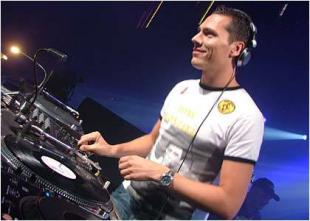 Picture of quotation author Tiesto