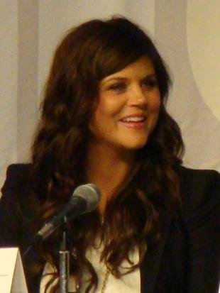 Picture of quotation author Tiffani Thiessen