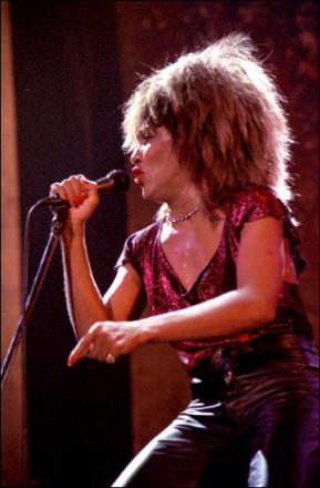 Picture of quotation author Tina Turner