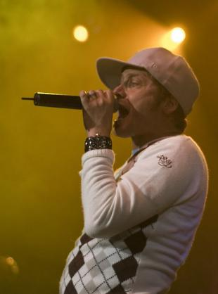 Picture of quotation author TobyMac