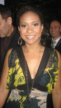 Picture of quotation author Tracie Thoms