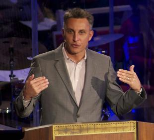 Picture of quotation author Tullian Tchividjian