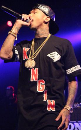 Picture of quotation author Tyga
