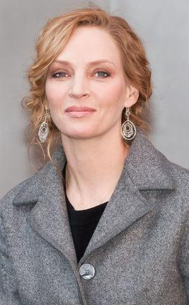 Picture of quotation author Uma Thurman
