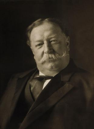 Picture of quotation author William Howard Taft