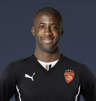 Picture of quotation author Yaya Toure