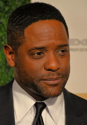 Picture of quotation author Blair Underwood