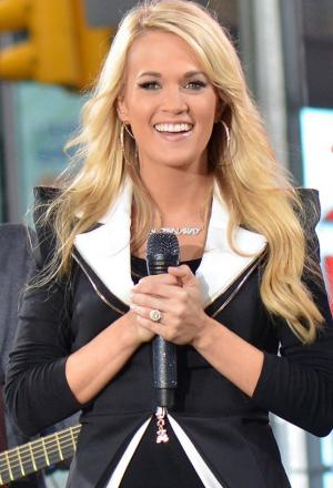 Picture of quotation author Carrie Underwood