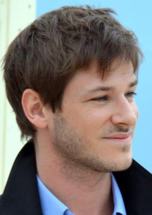 Picture of quotation author Gaspard Ulliel
