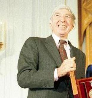 Picture of quotation author John Updike