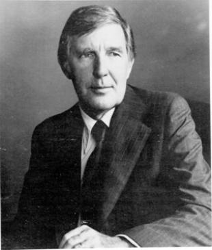 Picture of quotation author Mo Udall