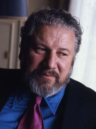 Picture of quotation author Peter Ustinov