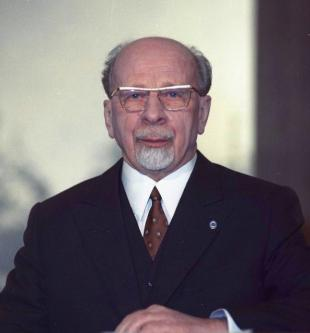 Picture of quotation author Walter Ulbricht