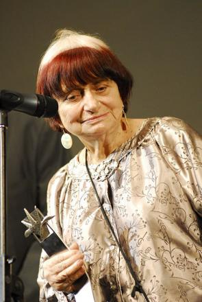 Picture of quotation author Agnes Varda