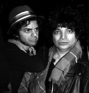 Picture of quotation author Alan Vega