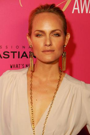 Picture of quotation author Amber Valletta