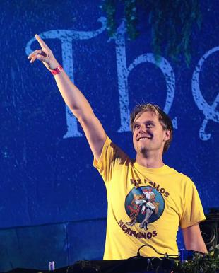 Picture of quotation author Armin van Buuren
