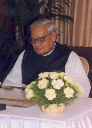 Picture of quotation author Atal Bihari Vajpayee