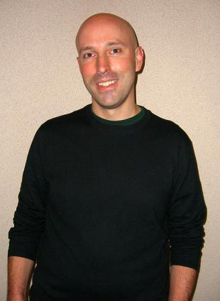 Picture of quotation author Brian K. Vaughan