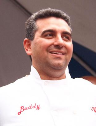 Picture of quotation author Buddy Valastro