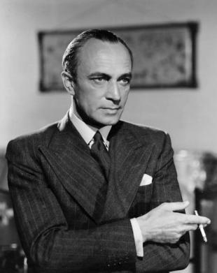 Picture of quotation author Conrad Veidt