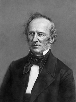 Picture of quotation author Cornelius Vanderbilt