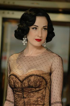 Picture of quotation author Dita Von Teese